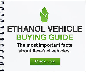 Ethanol Vehicle Buying Guide