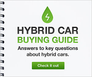 Hybrid Vehicle Buying Guide