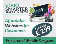 Cheap UK Website Designer - Specialising in Startups & Small Business Website Design