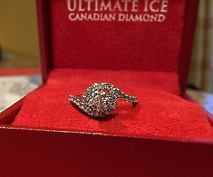 Engagement ring - never worn!