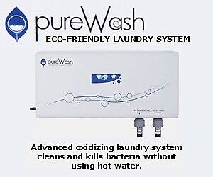 Pure Wash Eco-Friendly Laundry System