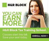 H&R Block Tax Training School OKOTOKS Location