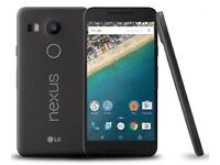 LG Nexus 5. 16gb. On 02, giffgaff and tesco network. £90 fixed price