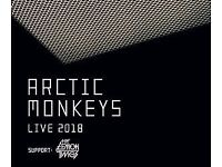4 x Arctic Monkeys - 9th September - The O2 London - Seated Tickets - CHEAPEST ONLINE