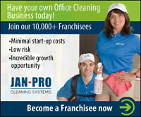 BE THE BOSS - HAVE YOUR OWN CLEANING BUSINESS