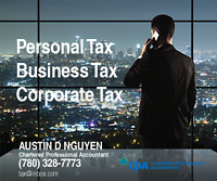 Business and Corporate Tax