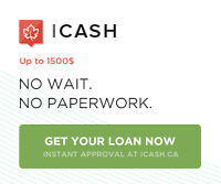 Payday Loans - Cash Loan Up to $1500 - Same Day Deposit