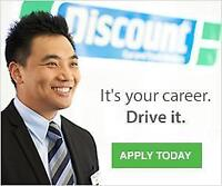 Career in Customer Service and Sales