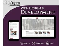 Website Design and Mobile Application