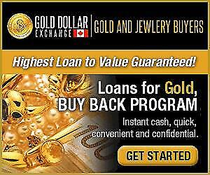 LOANS FOR GOLD, SILVER, DIAMONDS