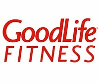 Wanted: Goodlife Membership