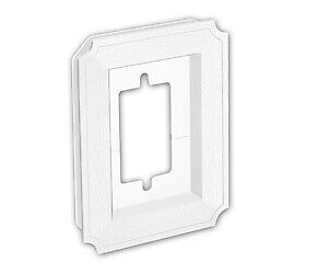 RECEPTACLE MOUNTING BLOCK- SIDING ACCESSORY