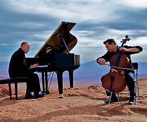 PIANO GUYS 2 FRONT ROW TICKETS May 13.   DEAL!!!