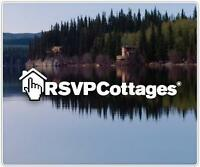 Cottage rentals on RSVPcottages.com