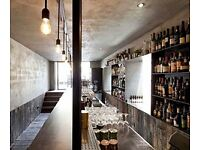 Hosts Required for West London Restaurant/Bar