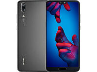 "Huawei P20, 5.8"", 4GB, 128GB, Black, Brand new, Sealed, Locked to Vodafone"