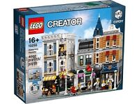 Lego Assembly Square Wanted