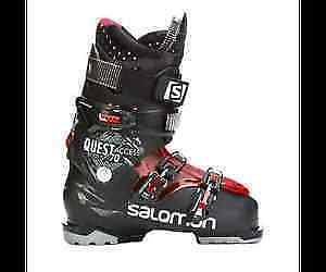 New Salomon ski boots 8 8.5 9 9.5 mens alpine
