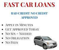 100% ACCEPTED Car Loans