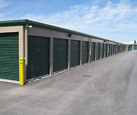 Drive up and heated storage - Best deal in the city!!!!