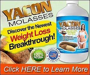 Yacon Molasses ( weight loss )