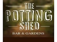 Duty Manager - Potting Shed - Beverley (New Opening)