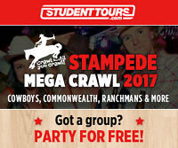 Student Tours - Party Buses for Stampede
