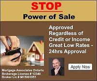 Avoid and Stop Power of Sale - Save Your Home Now
