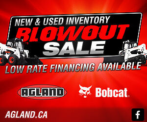 ALL NEW & USED BOBCAT MACHINES NOW ON BLOWOUT PRICING!!