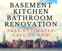 "BASEMENT""BATHROOM""KITCHEN RENOVATION OAKVILLE: 647-794-1078"