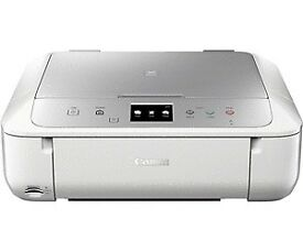 Canon PIXMA MG6800 Series with Scanner (Brand New in Box) Colour: White