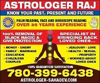 EXPERT INDIAN ASTROLOGER & PSYCHIC-MILL WOODS (780 399 6438)