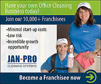 OWN YOUR OWN COMMERCIAL CLEANING BUSINESS