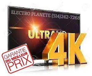 Livraison gratuiteTV 65po 4K  UHD GARANTIE 2ANS A SEULEMENT 630$ // 55 Pouces 4K__ 445.00 // 49 POUCES 4K UHD __ 369.99