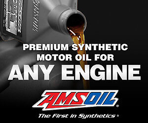 100% Synthetic Oil Change with AMSOIL
