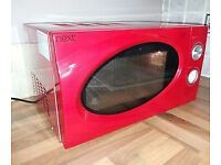 Next Red Microwave Model No 745557 £25