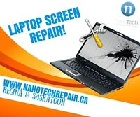 LAPTOP SCREEN REPAIRS!