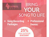 Record YOUR Worship Song