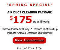 PROFESSIONAL DUCT CLEANING & DRYER VENT CLEANING