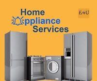 Fridge,Stove,Dishwasher,Washer & Dryer Repair and Installations