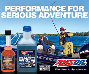 AMSOIL Synthetic Marine Oils