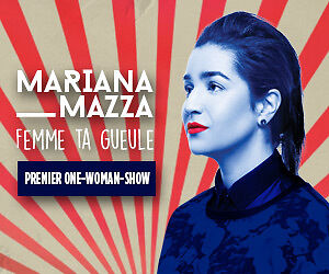 Billets de spectacle Mariana Mazza