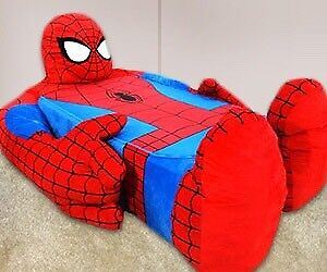 Giant Spider Man bed