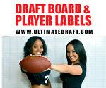 Fantasy Football Draft Board Kits
