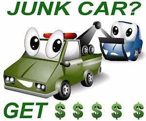 Scrap car or unwanted vehicle? Sell it!