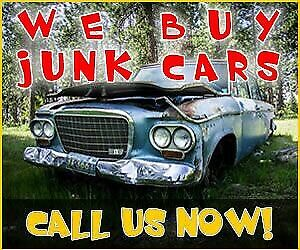 MUCH CHEAPER PRICE FOR SCRAP CARS CALL NOW 6477666654