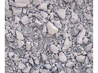 MOT TYPE 1, Limestone, Midlands areas, Bulk Loads. Tipped Onsite 20 tonne