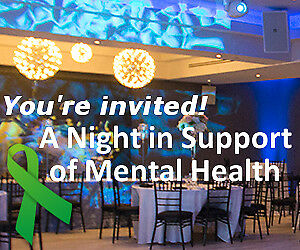 You're invited! A Night in Support of Mental Health