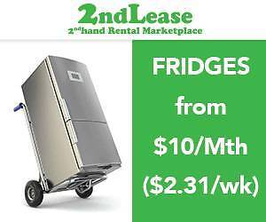 Rent fridges and other appliances from $10/Mth Brisbane City Brisbane North West Preview