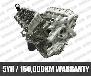FORD 6.0 6.4 & 6.7 POWERSTROKE DIESEL ENGINES 5 YR 160K WARRANTY
